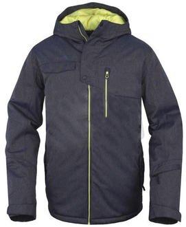 Pánska zimná bunda RILCON je tou správnu voľbu na zjazdové trate. Perfektne  zahreje vďaka výplni Polytherm a materiál Stormex dopraje vysokú  priedušnosť a ... 143ceaa2849