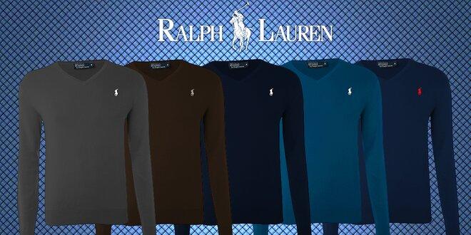 e63b0c244d1f Svetre sú vyrobené zo 100 % bavlny a na ľavej strane hrudníka majú vyšívané  logo s hráčom póla.