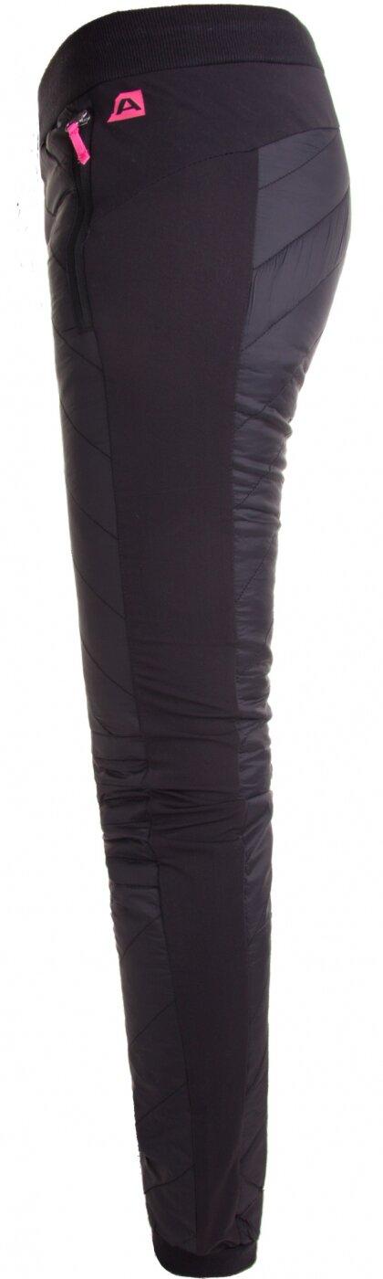 Nohavice majú praktické sťahovanie v páse na šnúrku. K dispozícii sú dve  bočné vrecká na zips s vodeodolným lícovaním a praktickými ťaháčikmi pre  ľahkú ... 9e19028094