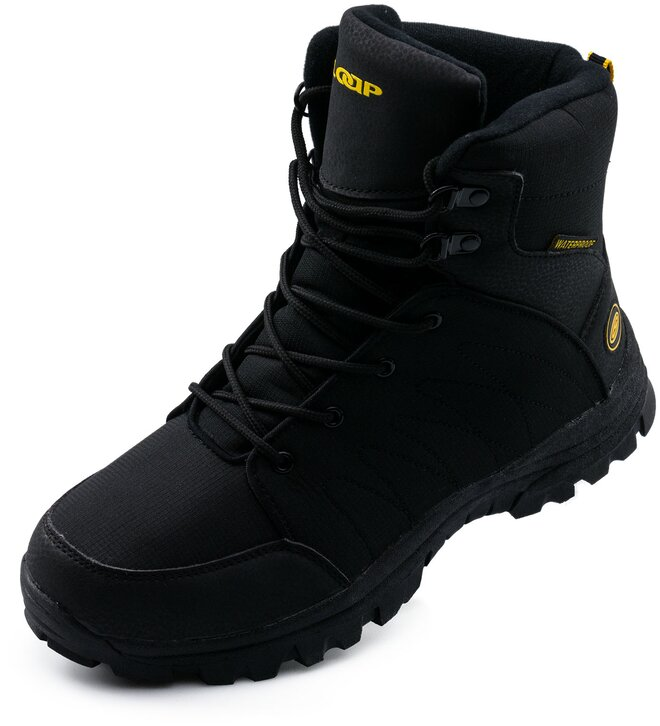 Vnútornú časť topánky tvorí príjemná a hrejivá fleecová podšívka. Podrážku  tvorí odolná vzorka z termoplastickej gumy s veľmi dobrou trakciou aj pre  náročný ... 7bc79114644