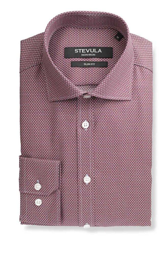 9c85359101bf Kvalitné kárované pánske košele STEVULA