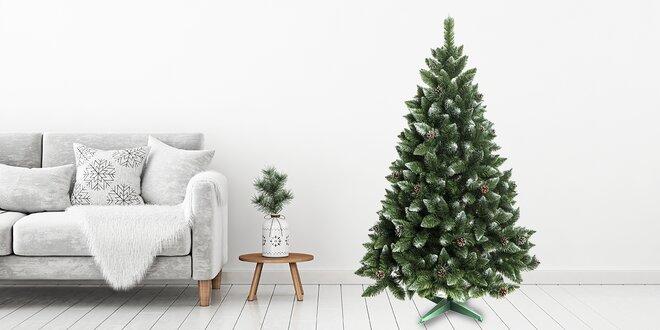 5990fe77b Pred Vianocami ho ľahko zložíte, po nich zase jednoducho rozložíte a  schováte na ďalší rok. Stromček je vyrobený z vysokokvalitného PVC a vydrží  vám veľa ...