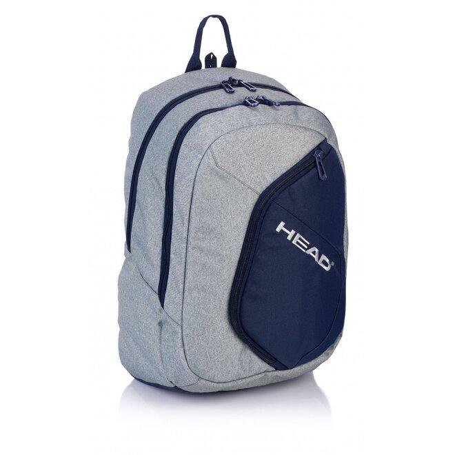 44a9017536 Menší študentský   školský batoh je určený pre školákov základných aj  stredných škôl. Ergonomicky tvarovaný chrbtový systém s polstrovaním spolu  s dĺžkovo ...