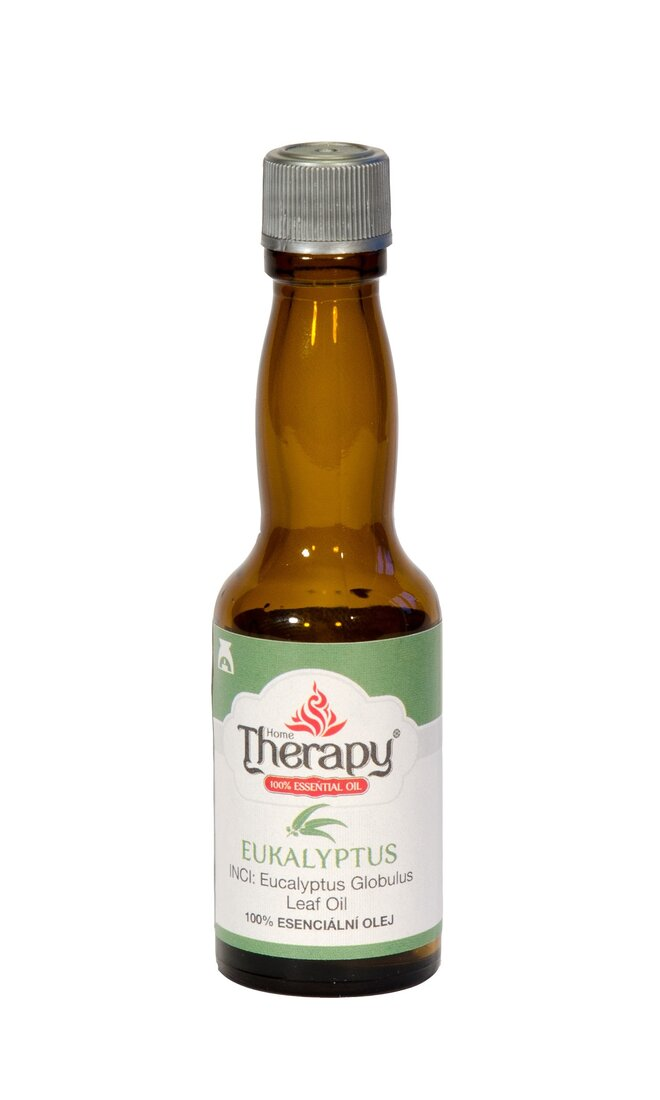 20 ml Esenciálny olej Eukalyptus (100%)