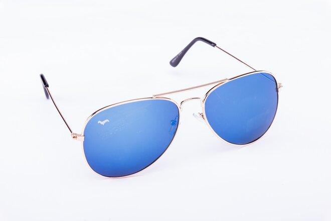 7410a18fb Slnečné okuliare Pilot a Lennon: tmavé i zrkadlové sklá, unisex ...
