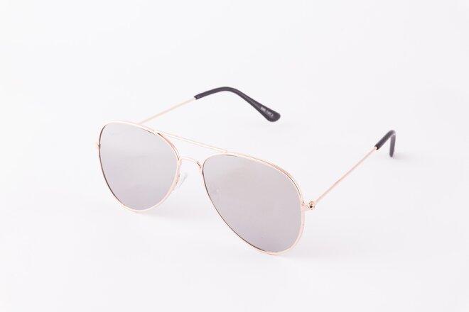 95a84ed1c Slnečné okuliare Pilot a Lennon: tmavé i zrkadlové sklá, unisex ...