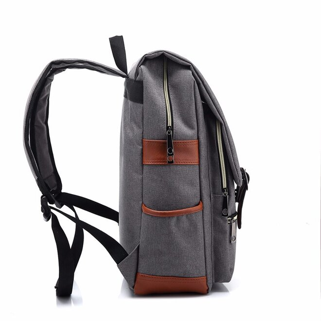 93c8793636 Trendy retro batoh v šiestich farbách