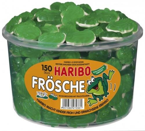 Žabky (1050 g)