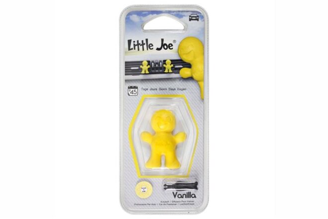 Osviežovač vzduchu do auta Little Joe 3D (Vanilla)