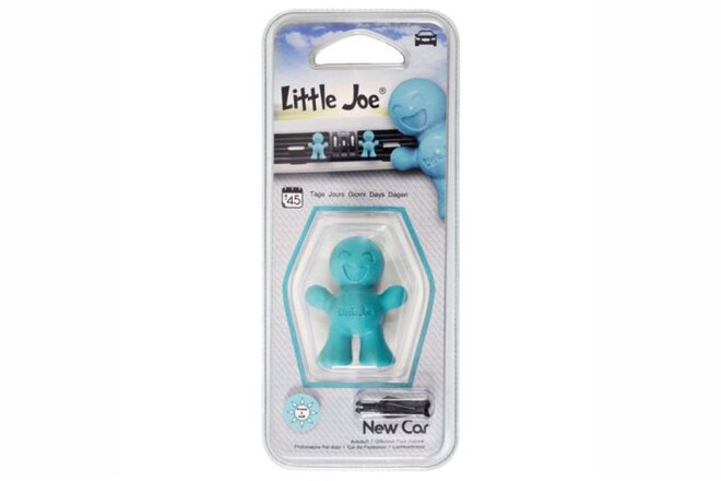 Osviežovač vzduchu do auta Little Joe 3D (New Car)