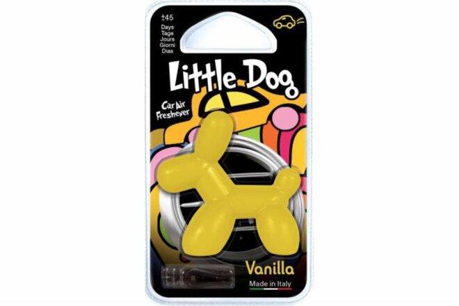Osviežovač vzduchu do auta Little Dog 3D (Vanilla)