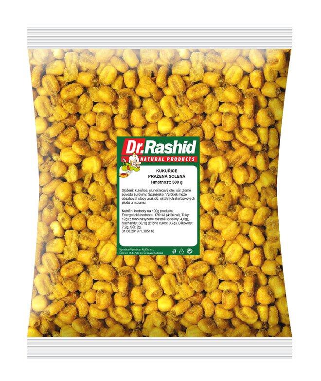 500 g Kukurica solená