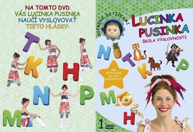 DVD Lucinka Pusinka 1