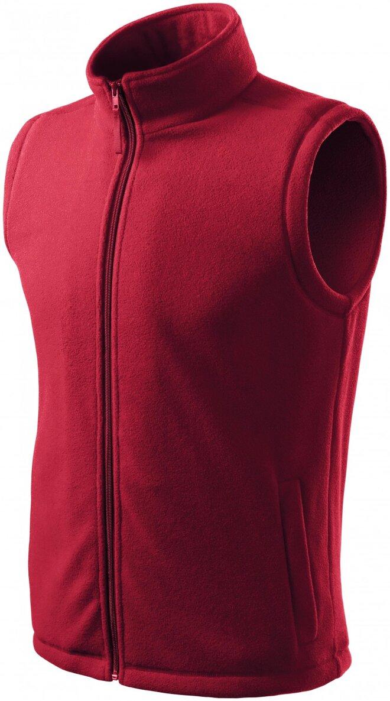 Klasická fleecová vesta