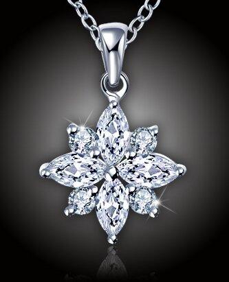 """Očarujúca """"Diamantová kvetina"""""""