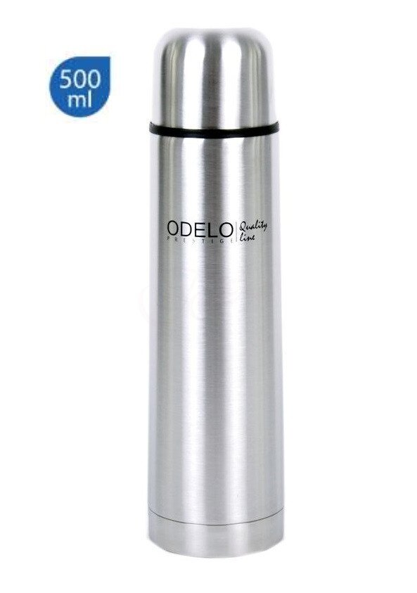 0,5 l Termoska ODELO OD1071 (sivá)