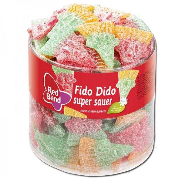 1150 g Fido super kyslé (100 ks)