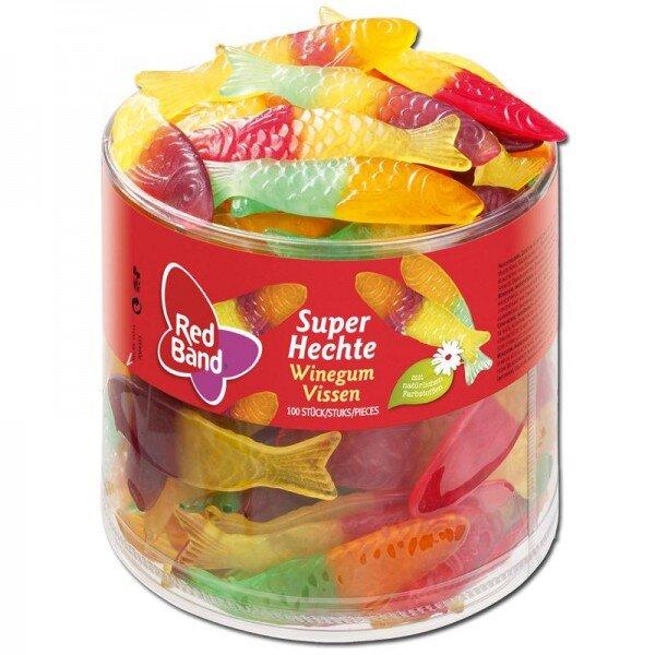 1150 g Rybičky ovocné (100 ks)