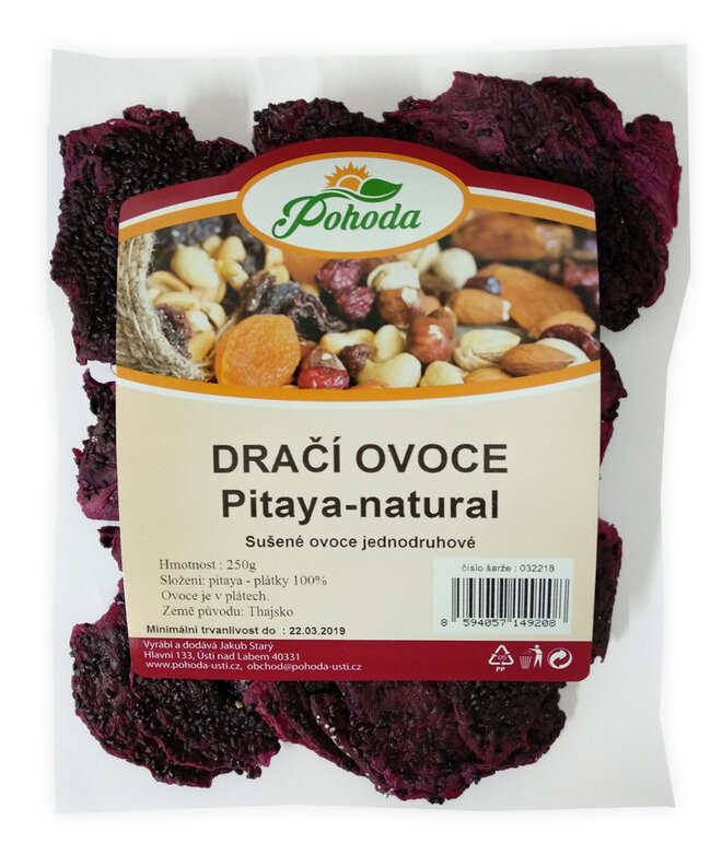 250 g Pitaya (Dračie ovocie)