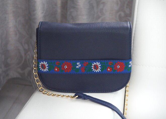 Dámska folklórna kabelka