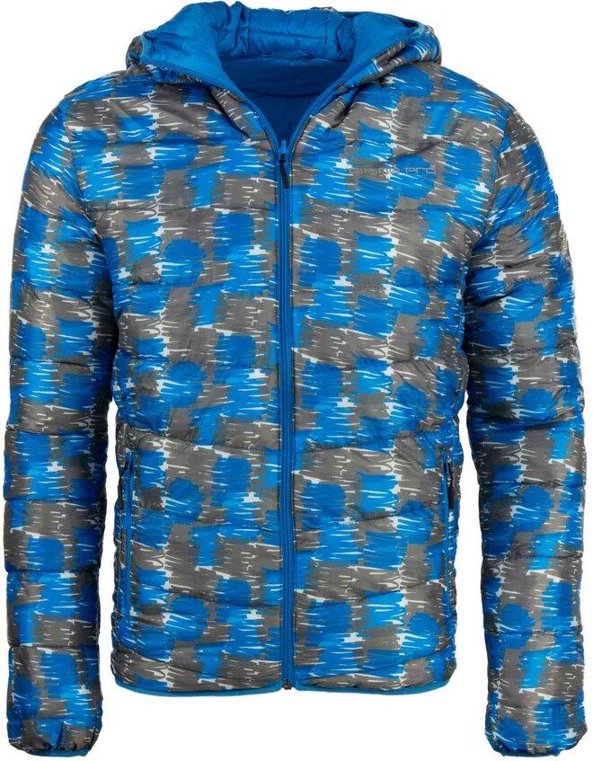 Pánska zimná obojstranná bunda Alpine Pro INKER