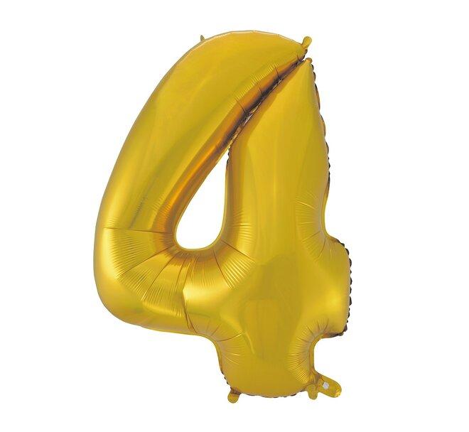 Balón číslo 4 - Veľkosť 92 cm