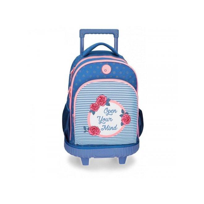Školský batoh na kolieskach ROSE