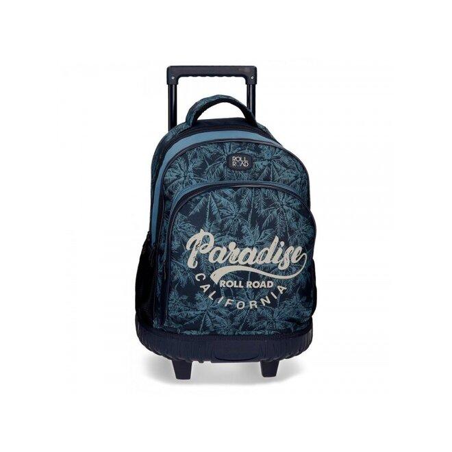 Školský batoh na kolieskach PARADISE