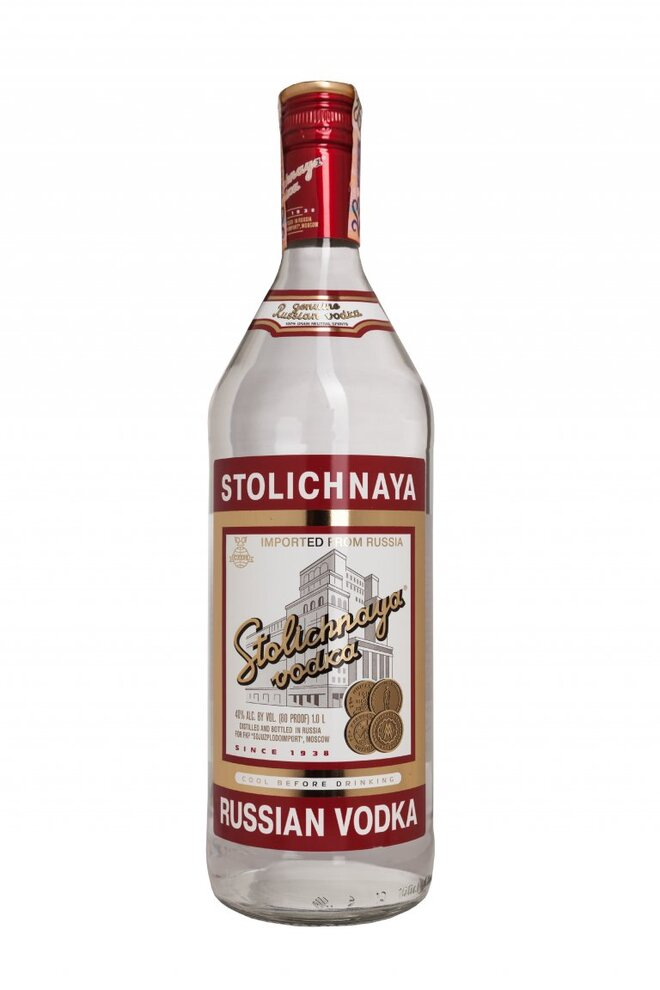 1 l Vodka Stolichnaya (40 %)