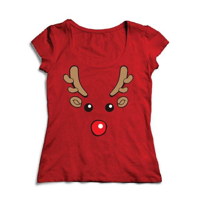 Dámske tričko Sob Rudolf