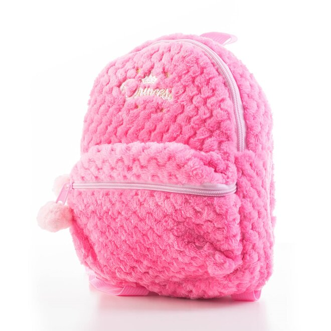 Detský plyšový batoh