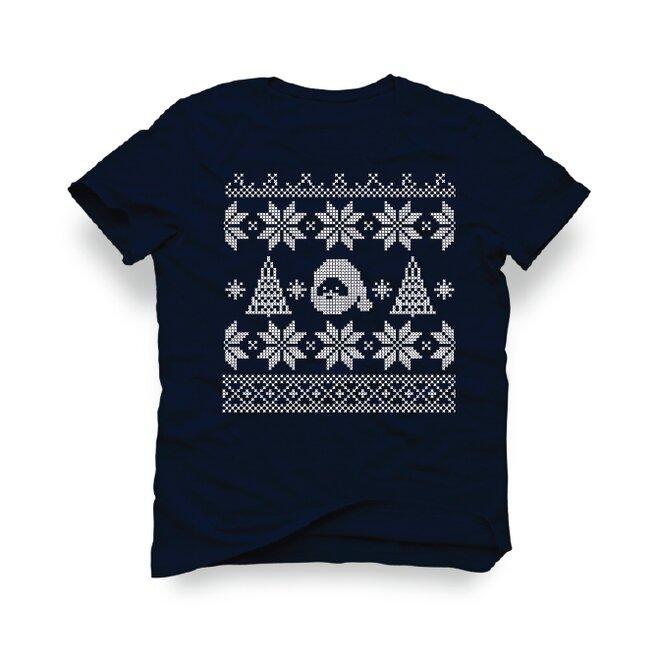 Pánske tričko s nórskym vzorom Sob