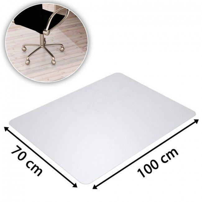 Ochranná podložka pod stoličku 70 x 100 cm (TFY 0268)