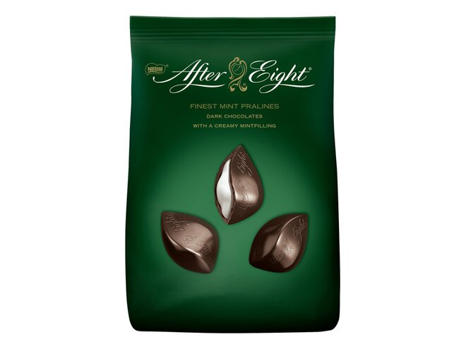 136 g After Eight Finest Mint Pralines