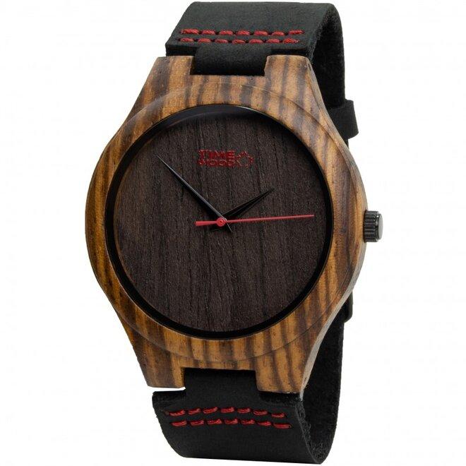 Drevené hodinky Mina