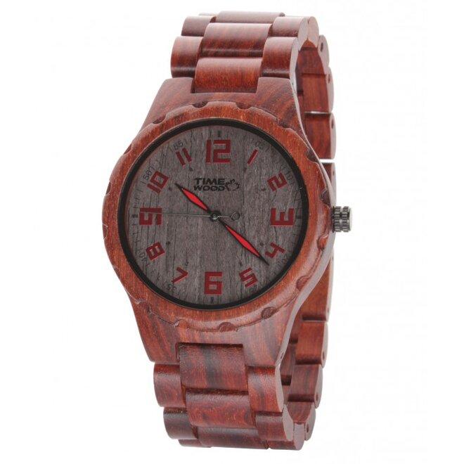 Drevené hodinky Fearon