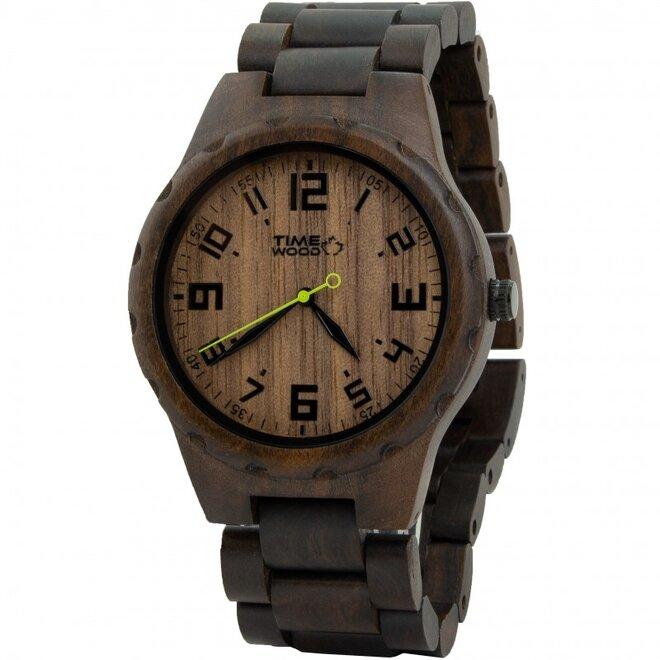 Drevené hodinky Duff