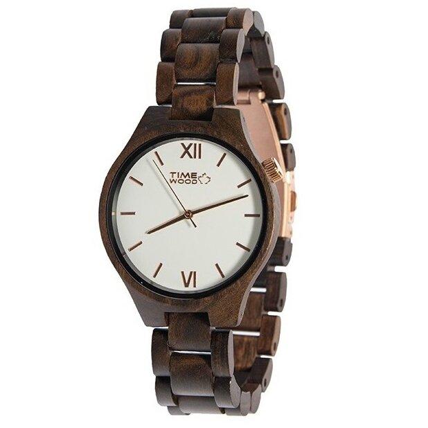 Drevené hodinky Lore