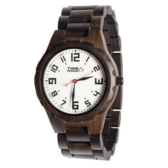 Drevené hodinky Albi