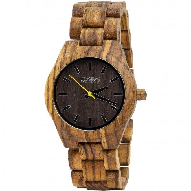 Drevené hodinky Lyra