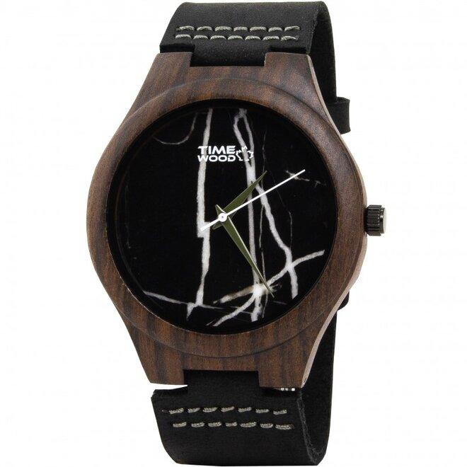 Drevené hodinky Shooter