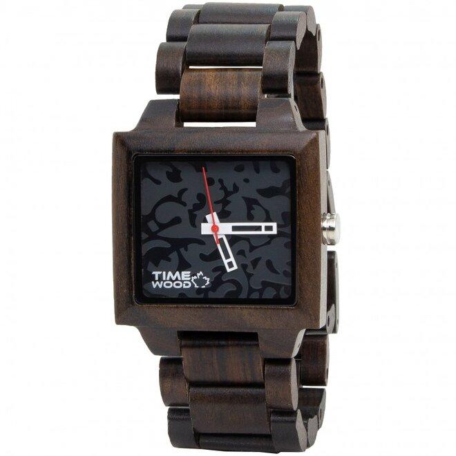 Drevené hodinky Regor