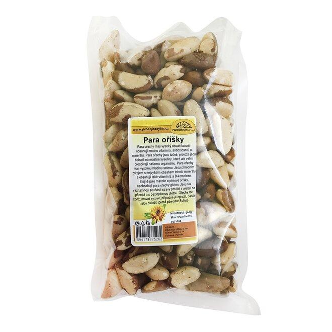 500 g Para orechy natural