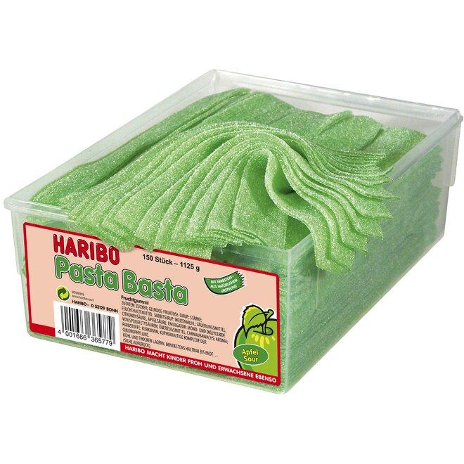 150 ks Haribo Pasta Basta Jablko