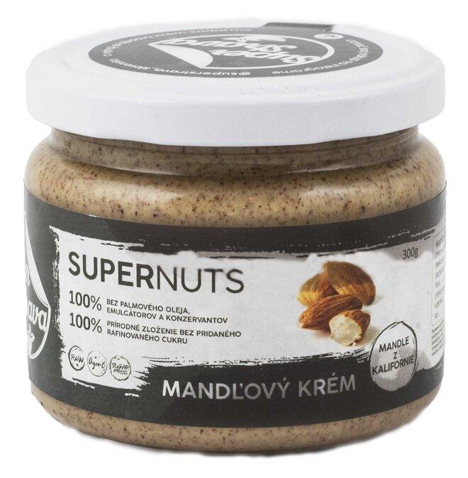 300 g Mandľový krém Supernuts