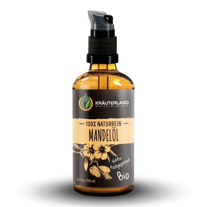 BIO mandľový kozmetický olej (100 ml)