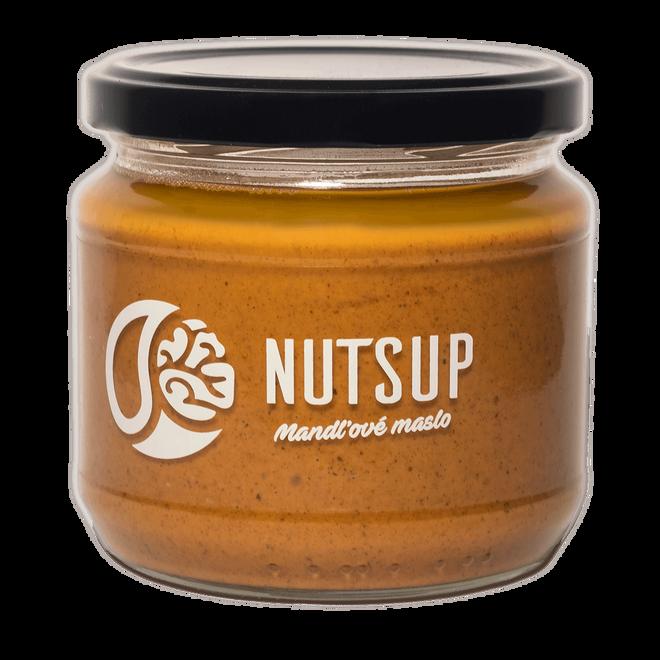 340 g Mandľové maslo NutsUP