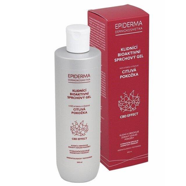 300 ml Bioaktívny CBD sprchový gél Epiderma