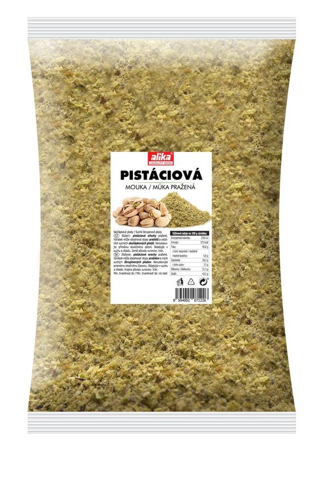 500 g Pistáciová múka (pražená)
