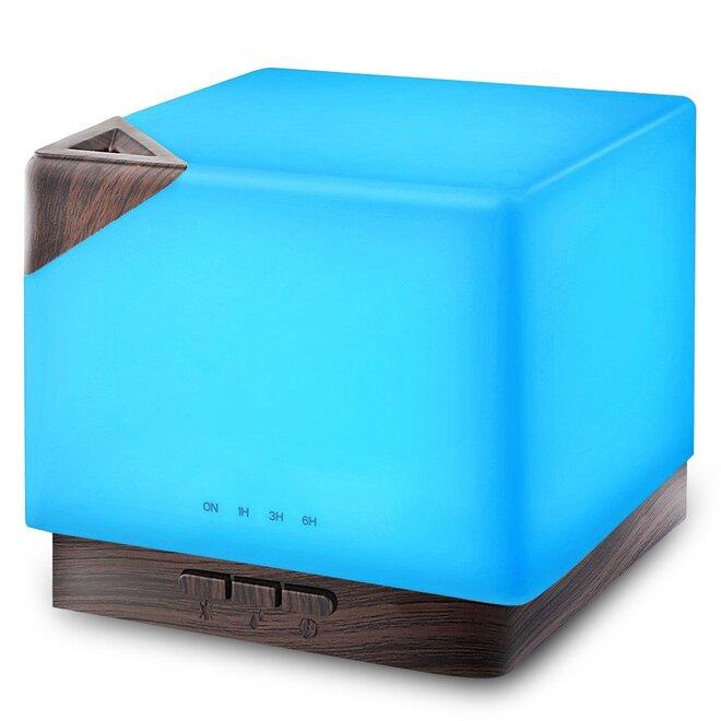 Difúzer Cube 700ml - Tmavý